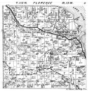 Florence Township, Fronte Nac, Goodhue County 1925