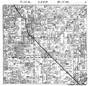 Leon Township, Wasted, Goodhue County 1925