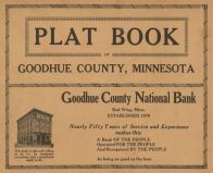 Title Page, Goodhue County 1925