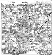 Vasa Township, White Rock, Goodhue County 1925
