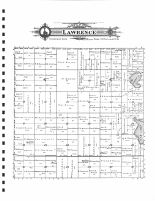 Lawrence, Grant County 1900