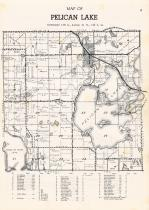 Pelican Lake Township, Ashby, Grant County 1948