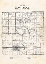 Stony Brook Township, Wendell, Grant County 1948