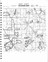 Grant County Ditching Map, Grant County 1974