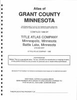 Title Page, Grant County 1996