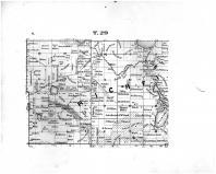 Richfi Township, Wood Lake, Hennepin County 1873