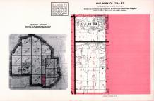 Index Map of Township 116 - Range 21, Hennepin County 1953 Revised 1963 Vol 2