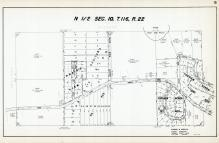 Sec 10, T 116, R 22, Prairie View, Auditors Subdivision No 225, Topview Acres, Hennepin County 1953 Revised 1963 Vol 2