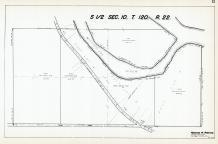 Sec 10, T 120, R 22, Mississippi River, County Rd No 12, Guimont, Banks, Lefler, Hennepin County 1953 Revised 1963 Vol 2