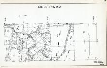 Sec 16, T 116, R 21, Brookland Hills, Reg Land Survey No 506, Hennepin County 1953 Revised 1963 Vol 2