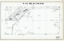 Sec 16, T 116, R 22, Eden School Addition, M & St L RR, State Hwy No 5, Hennepin County 1953 Revised 1963 Vol 2