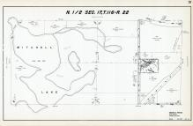 Sec 17, T 116, R 22, Mitchell Lake, Lincolnwood Addition, State Hwy No 5, Hennepin County 1953 Revised 1963 Vol 2