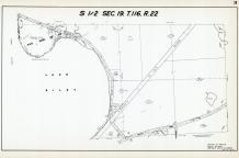Sec 19, T 116, R 22, Aud Subd No 372, Minneapolis & St Louis RR, County Rd No , Hennepin County 1953 Revised 1963 Vol 2