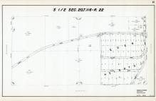 Sec 20, T 116, R 22, Eden Heights, County Rd No 1, Hennepin County 1953 Revised 1963 Vol 2