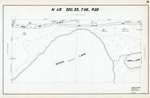 Sec 22, T 116, R 22, Grass Lake, State Hwy No 169-212, Hennepin County 1953 Revised 1963 Vol 2