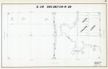 Sec 26, T 116, R 22, Eden Prairie Acres, Purgatory Creek, Town Rd, Hennepin County 1953 Revised 1963 Vol 2