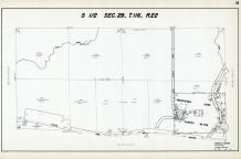 Sec 29, T 116, R 22, State Hwy No 169-212, Registered Land Survey No 756, Riley Creek, Hennepin County 1953 Revised 1963 Vol 2