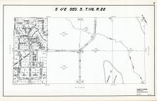 Sec 3, T 116, R 22, Kings Forest Addition  to Stevens Heights, Kings Court Addition, Hennepin County 1953 Revised 1963 Vol 2