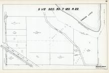 Sec 30, T 120, R 22, French Lake, New State Hwy No 152, State Hwy No 101, Hennepin County 1953 Revised 1963 Vol 2
