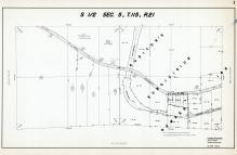 Sec 5, T 115, R 21, Auditors Subdivision Number 165, Auto Club Road, Hennepin County 1953 Revised 1963 Vol 2