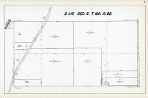 Sec 6, T 120, R 22, Crow River, State Hwy No 101, Hennepin County 1953 Revised 1963 Vol 2