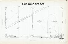 Sec 7, T 116, R 22, State Hwy No 5, CM & St P RR, Hennepin County 1953 Revised 1963 Vol 2