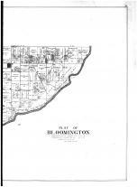 Bloomington - Right, Hennepin and Ramsey Counties 1898