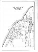 Champlin Village, Hennepin and Ramsey Counties 1898