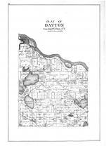 Dayton Township, Haydens Lake, Hennepin and Ramsey Counties 1898