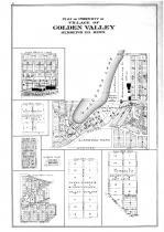 Golden Valley Village, Hennepin and Ramsey Counties 1898