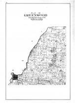 Greenwood Township, Schwappauf Lake, Hennepin and Ramsey Counties 1898