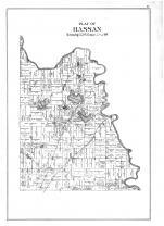 Hassan Township, Rogers PO, Sylvan Lake, Hennepin and Ramsey Counties 1898