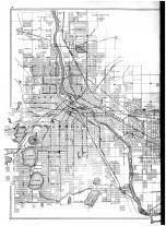 Minneapolis and Saint Paul - Left, Hennepin and Ramsey Counties 1898