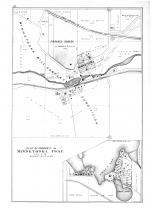 Minnetonka Twsp, Minnetonka Mill Compnays Subdivision, Hennepin and Ramsey Counties 1898