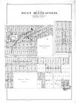 West Minneapolis, Hennepin and Ramsey Counties 1898