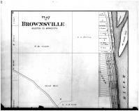 Brownsville - Above, Houston County 1878