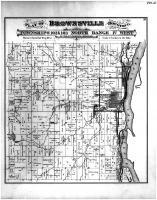 Brownsville Township, Houston County 1878