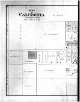 Caledonia - Left, Houston County 1878
