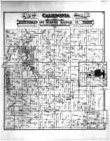 Caledonia Township, Houston County 1878