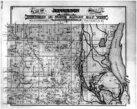 Jefferson Township, Mississippi River, Houston County 1878
