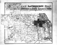 La Crescent Township, Target Lake, Houston County 1878