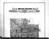 Mound Prairie - Above, Houston County 1878