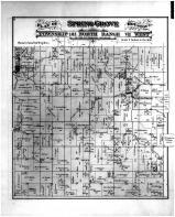 Spring Grove Township, Richford, Houston County 1878