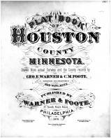 Title Page, Houston County 1878