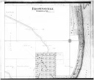 Brownsville, Spring Grove - Above, Houston County 1896