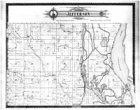 Jefferson Township, New Albin, Houston County 1896