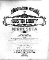 Title Page, Houston County 1896