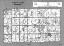 Index Map, Hubbard County 1992 Published by Farm and Home Publishers, LTD
