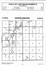 Badoura T139N-R32W, Hubbard County 1992 Published by Farm and Home Publishers, LTD