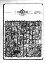 Cambridge Township, Grandy, Isanti County 1914